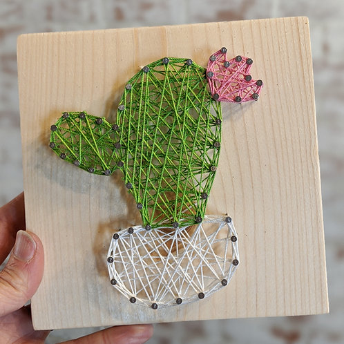 Mini String Art - Individual