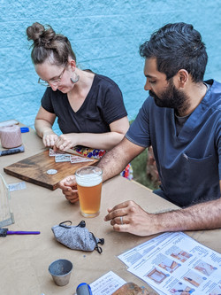 Couples who craft together