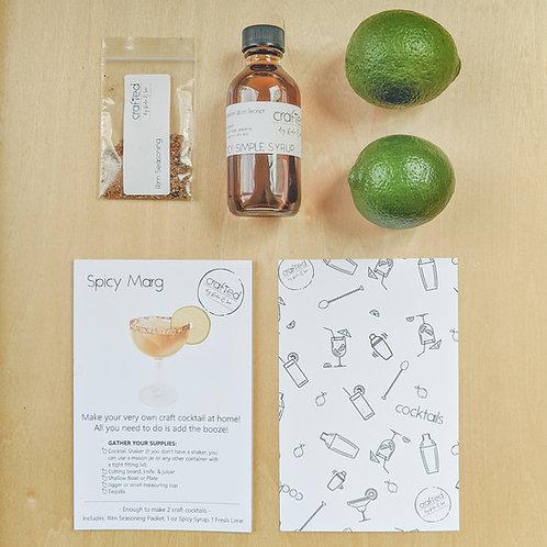 Spicy Margarita - Cocktail Kit
