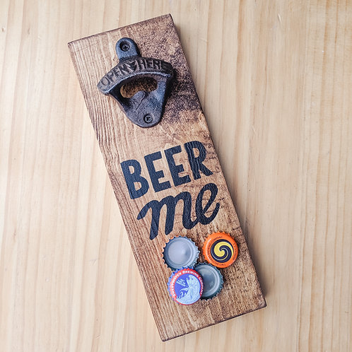 Magnetic Bottle Opener - Multiple Designs