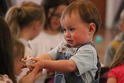 Escola infantil para criança de 2 ano