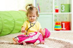 Escola infantil para crianças de 3 anos