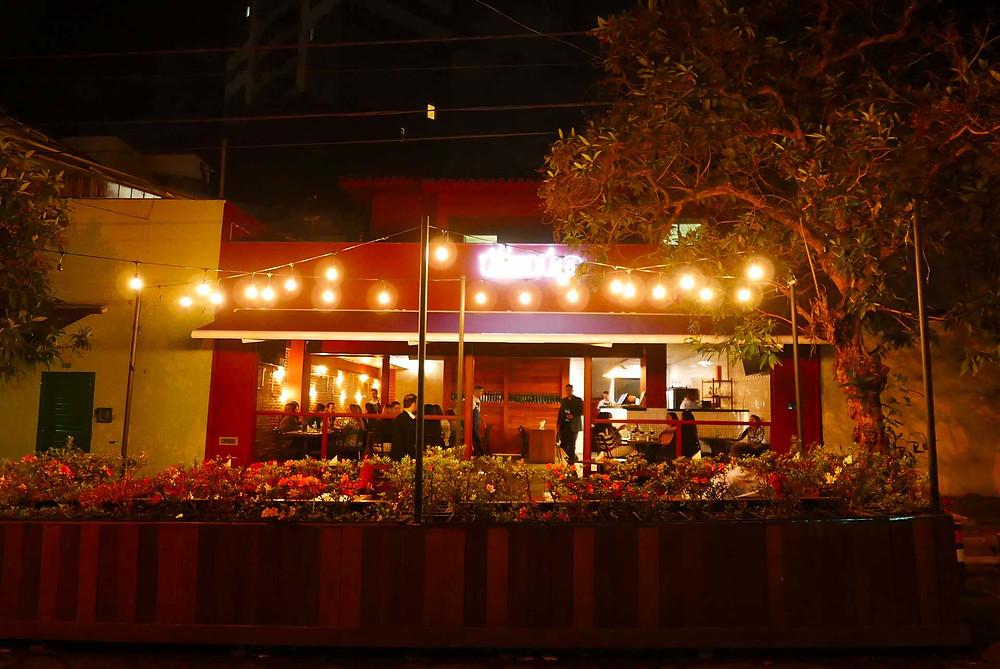 Charmoso ambiente = jantar da Rocco Forte em Belo Horizonte