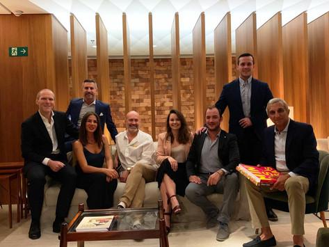 Travel3 - Bernardi Hotels & More apresentou luxo italiano aos brasileiros