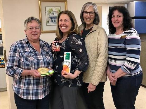 Library Staff Appreciation Month
