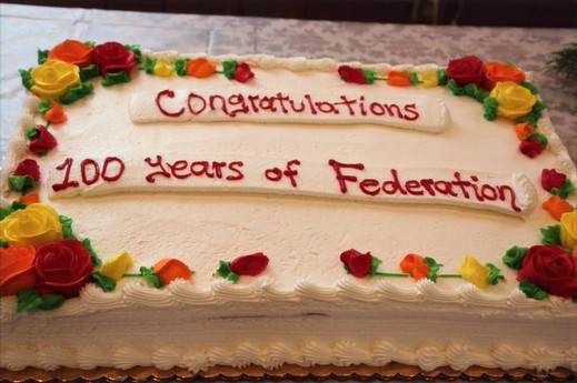 100 Years of Federation