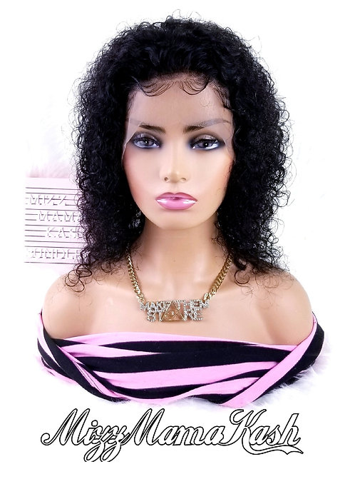 Lace Front Deep Curly