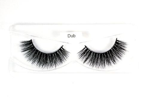 """Dub"" 3D 100% Mink Lashes"