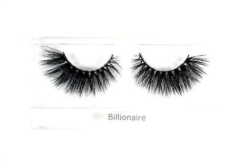 """""""Billionaire"""" 3D 100% Mink Lashes"""