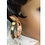 Thumbnail: Letter Luxury Earrings