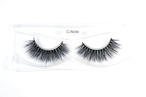 3D Mink Lashes C-Note