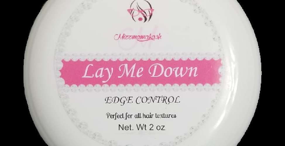 Lay Me Down Edge Control