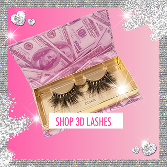 Mizzmamakash 3D Mink Lashes Come Shop!
