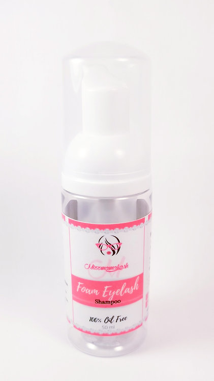 Foam Eyelash Shampoo Only