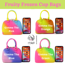Fruity Frozen Cup Bags
