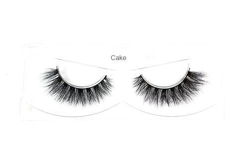 """Cake"" 3D 100% Mink Lashes"