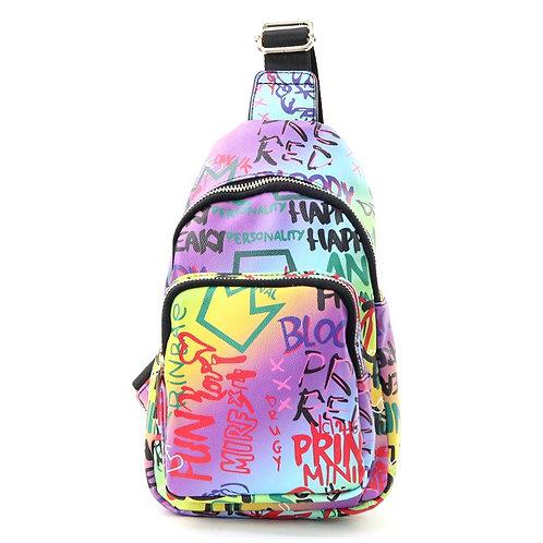 New Graffiti Backpack