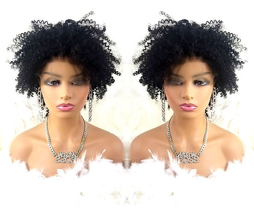 Full Lace Kinky Curly