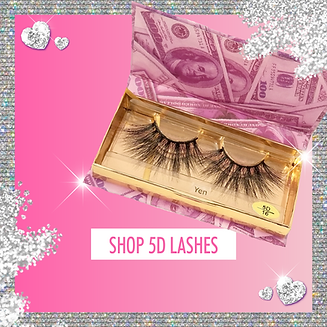 Mizzmamakash 5D Mink Lashes Come Shop!