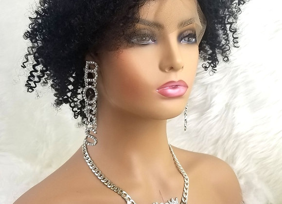 Lace Front Kinky Curly