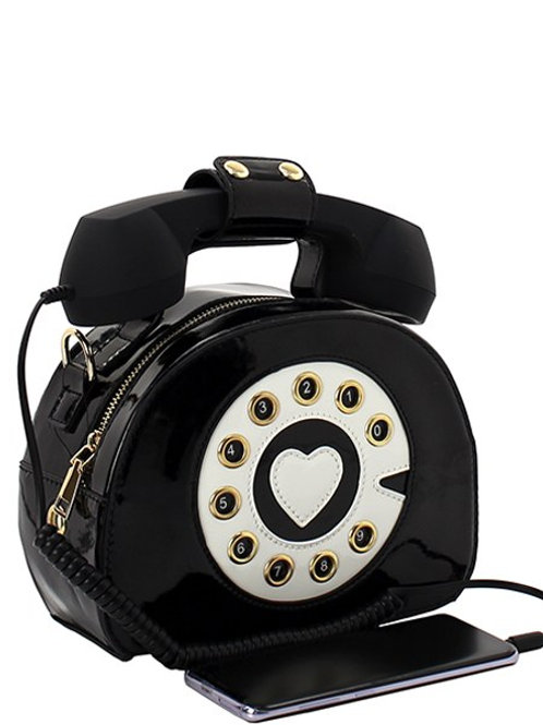 You See Me Calling Purse with Handset!