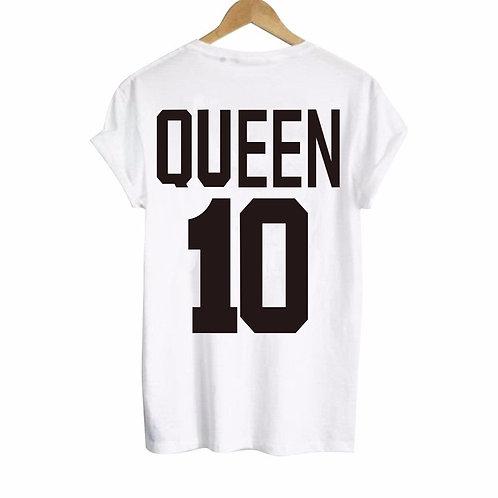 """2X """"Queen Tee"""""""