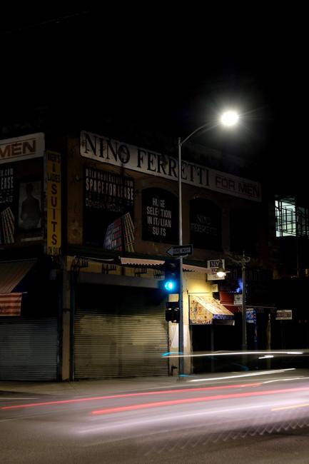 Downtown Los Angeles de nuit