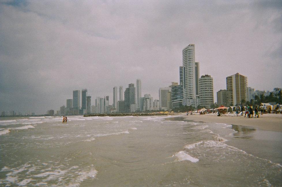 Aller à la plage à Cartagena, comment y aller ?