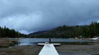 Visite du Sequoia National Park en hiver