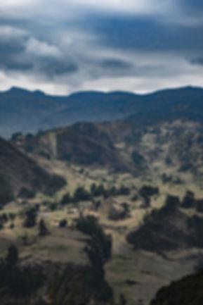 Les paysages incroyables de colombie : Paramo de Oceta