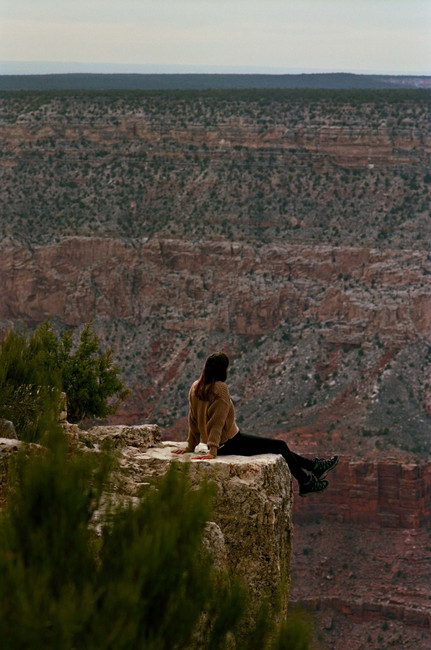 Grand Canyon - Hermits Rest - Pima Point