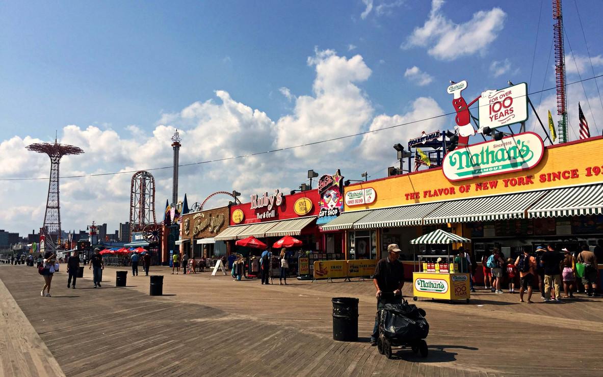 Restaurants à Coney Island