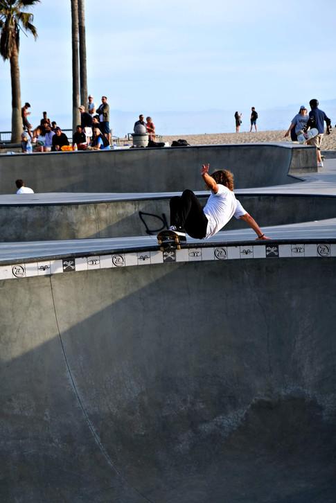 Skate Park - Los Angeles