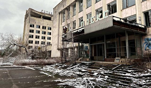Découvrir Tchernobyl