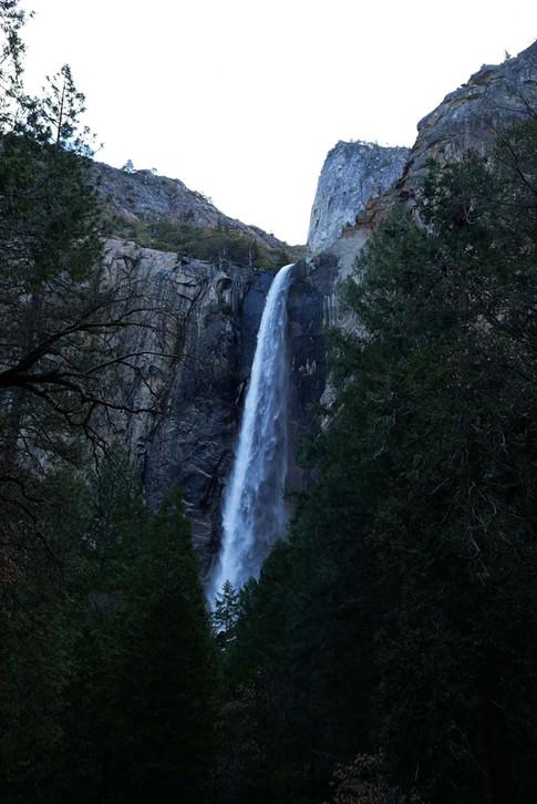 Bridalveil Waterfall