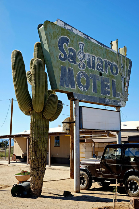 Motel Page - Arizona