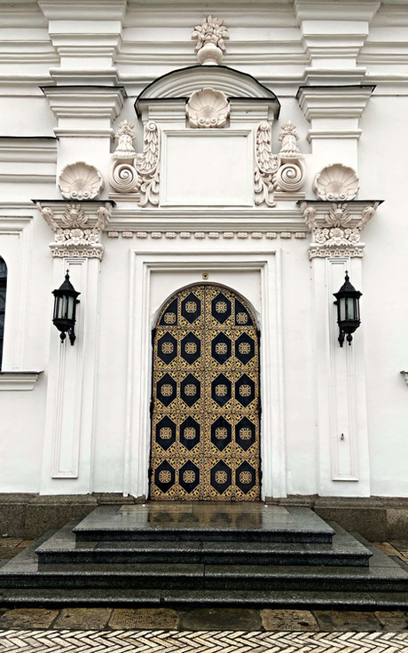 Visite de Kiev Pechersk Lavra