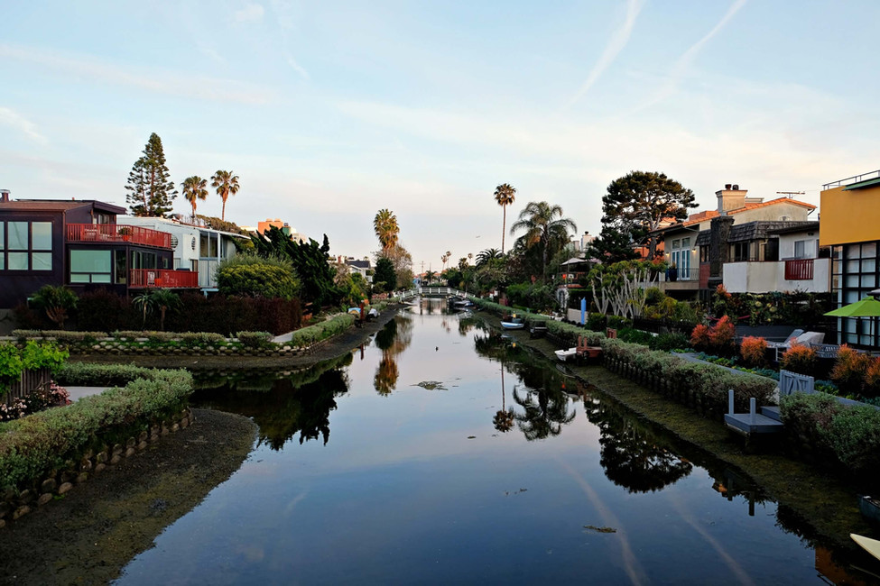 Venice Canals - Los Angeles
