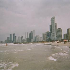 Profiter de la plage à Cartagena