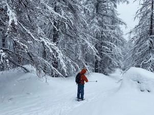 Découvrir la Vallée de Serre Chevalier en hiver (sans skier)