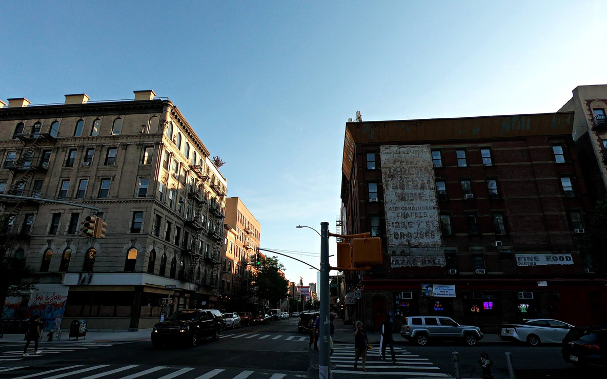 Le quartier de East Village