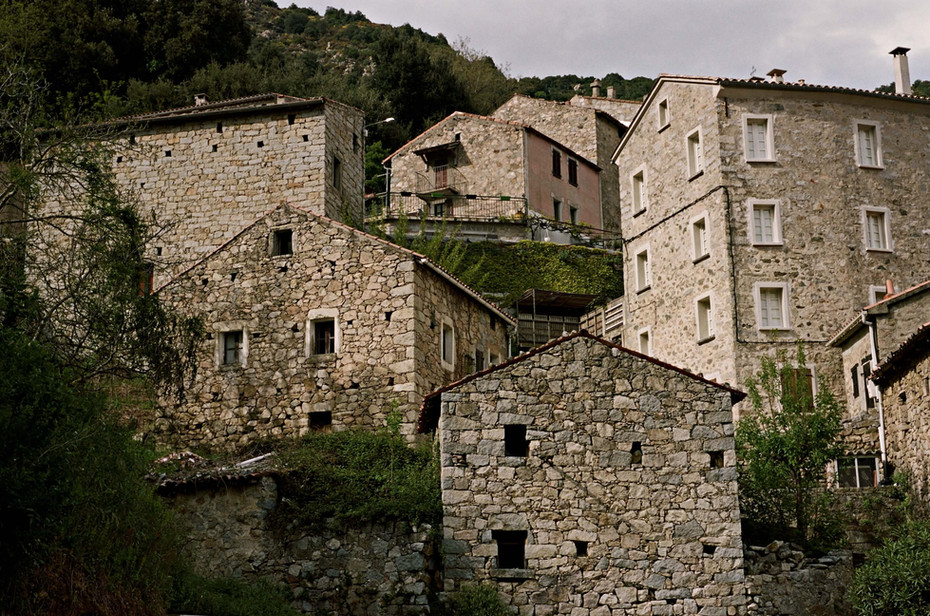 Village de Tolla - Corse du Sud