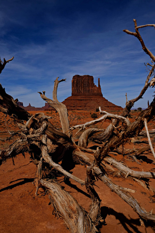 Scenic Drive - Monument Valley