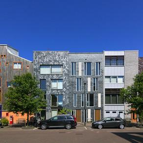 Architecture design à Amsterdam : l'étrange île de Steigereiland