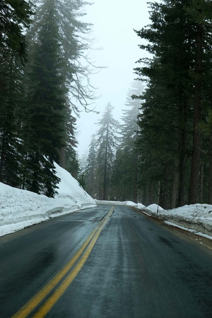 Route 198 - Kings Canyon