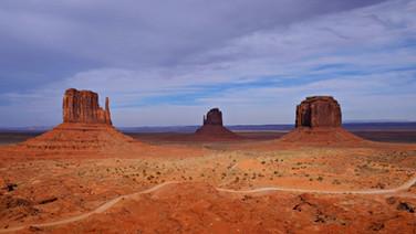 Une journée pour visiter Monument Valley
