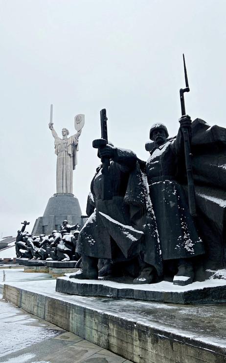 Mémorial Ukrainien de la soconde guerre mondial