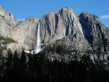 Découvrir le Yosemite National Park