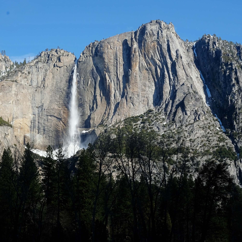 Cascade Yosemite Fall