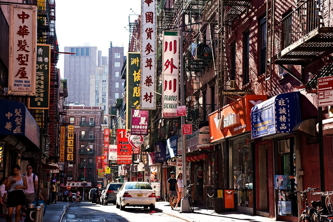 Visiter Chinatown - New York